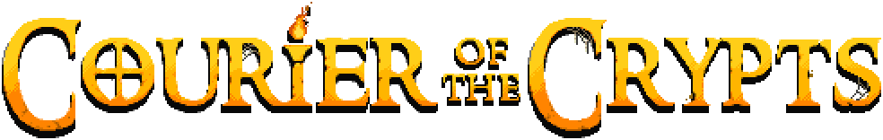 Courier of the Crypts logo